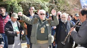 Την Κυριακή η συνάντηση του Θαν. Γιαννόπουλου και των Κυνηγών στο Περίβλεπτο....